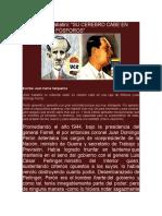 Perón Sobre Sabatini