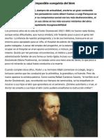 F. Dostoievski. La Imposible Conquista Del Bien
