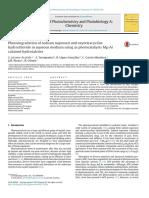 Photodegradation of Sodium Naproxen