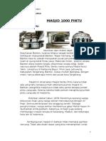 Masjid 100 Pintu