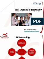 Outsourcing Aliado o Enemigo Ac Talentos