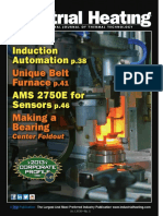 Industrial Heating Magazine Article May 2013