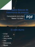 Conceptos basicos de Astronomia de posicion.ppt