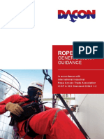 Rope Access Inspection Guidebook
