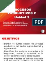 U1 procesos agropecuario