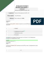 Evaluación Unidad 2