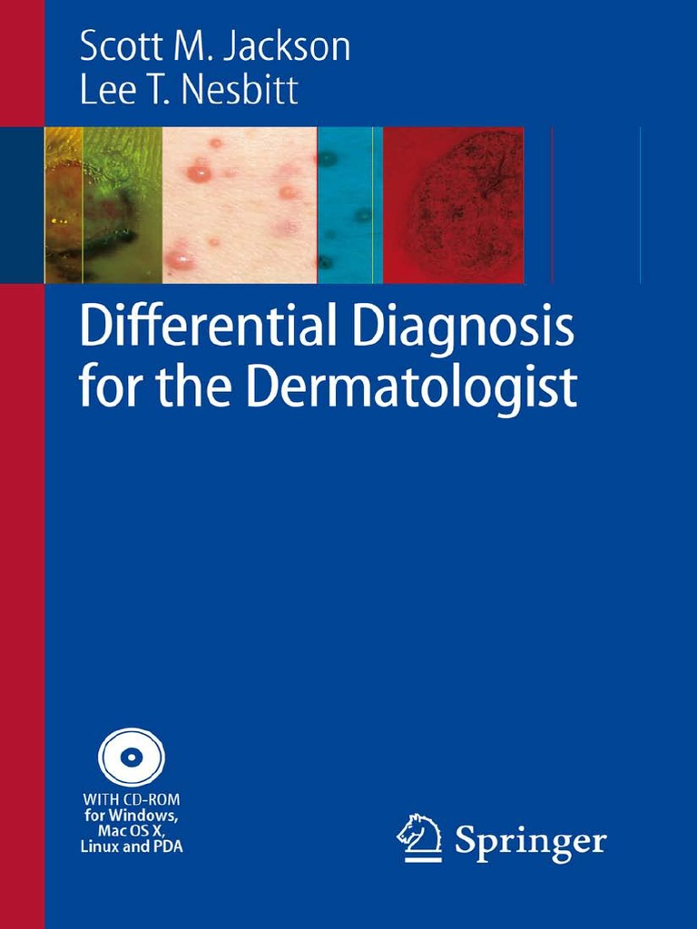 differential diagnosis in dermatology pdf