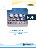 Contractors and Thermal Overload Relays