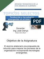 Topicos Selectos de TI U1