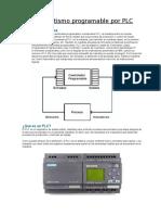 Automatismo Programable Por PLC