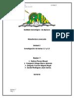 2.1 Analisis de Las Superficies a Maquinar