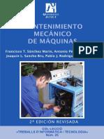 Mantenimiento Mecánico de Máquinas (2a. Ed.)