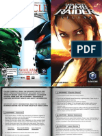 Tomb Raider Legend GC