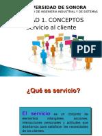Unidad 1 Conceptos Servicio Al Cliente
