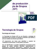Tecnolog a de Grupos