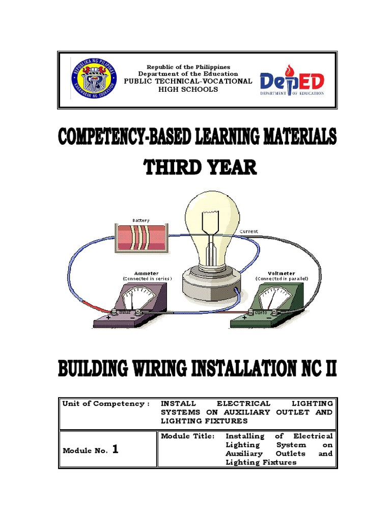 Colorful Learning Electrical Wiring Image - Electrical Diagram Ideas ...