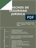 Artículos 17 a 23 Constitucionales