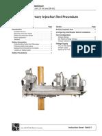 Current Injection Procedure EDOC_063293