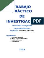 Trabajo Práctico de Investigación 2014