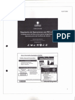 Regulación de PEP y PEC