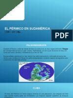 El Pérmico en Sudamérica