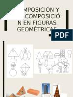 Composición y Descomposición en Figuras Geométricas