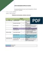 Evaluación Intermedia Del Plan de Acción