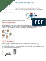 Enrutamiento Del Protocolo TCP-IP