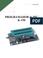 Manual de Usuario K 150