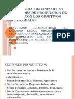Diapositivas Sectores Productivos
