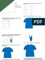 Tutorial Cara Membuat Desain Baju