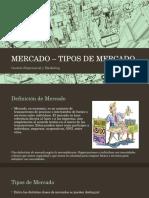 MERCADO Tipos Segmentacion y Comportamiento Del Consumidor