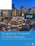 DREA 1H2016 Singapore Property Market Review
