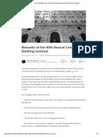 Remarks at the 40th Annual Central Banking Seminar _ Ray Dalio _ Pulse _ LinkedIn