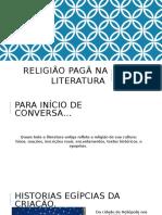 Religião Pagã Na Literatura - Daniel Buanaher