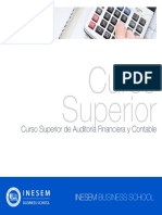 Curso Superior de Auditoria Financiera Y Contable