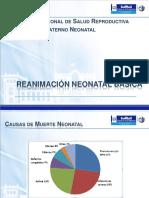 Reanimación Neonatal Basica Para VMAPS Corregida