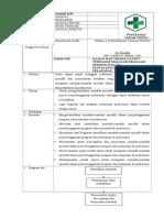 Sop Kajian Dan Tindak Lanjut Terhadap Masalah-masalah Spesifik Dalam Penyelenggaraan Program Dan Pelayanan