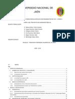 Proyecto Control Fitosanitario Sobre Roya Amarilla
