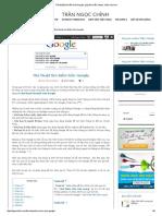 Thủ thuật tìm kiếm trên Google, giúp tìm kiếm nhanh, chính xác hơn.pdf
