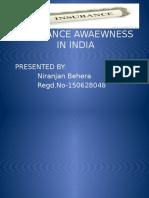 Insurance Awaewness in India