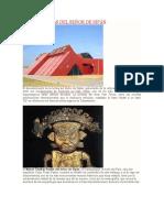 Museo Tumbas Del Señor de Sipán