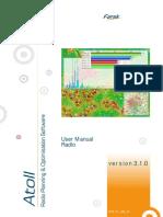 Atoll 3.1.0 User Manual Radio E1