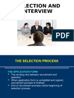 Selection and Interview04