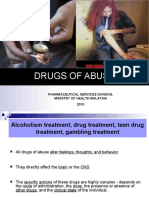 1. Drugs of Abuse