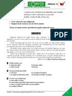 Microsoft Word - LimbaRomana EtapaN 14-15 ClasaII 14pt FINAL