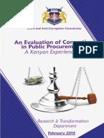 Evaluation of corruption in the public procurement.pdf
