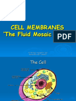 2.1 as Biology Cell Membranes