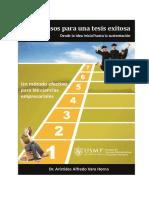 Vara, Aristides - 7 Pasos para una tesis Exitosa.pdf