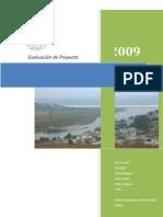 Informe_3 Parque ecoturístico Boca del Maipo